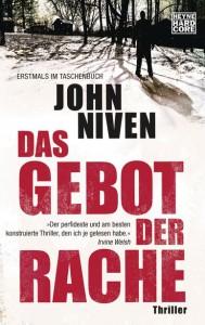 Das Gebot der Rache von John Niven